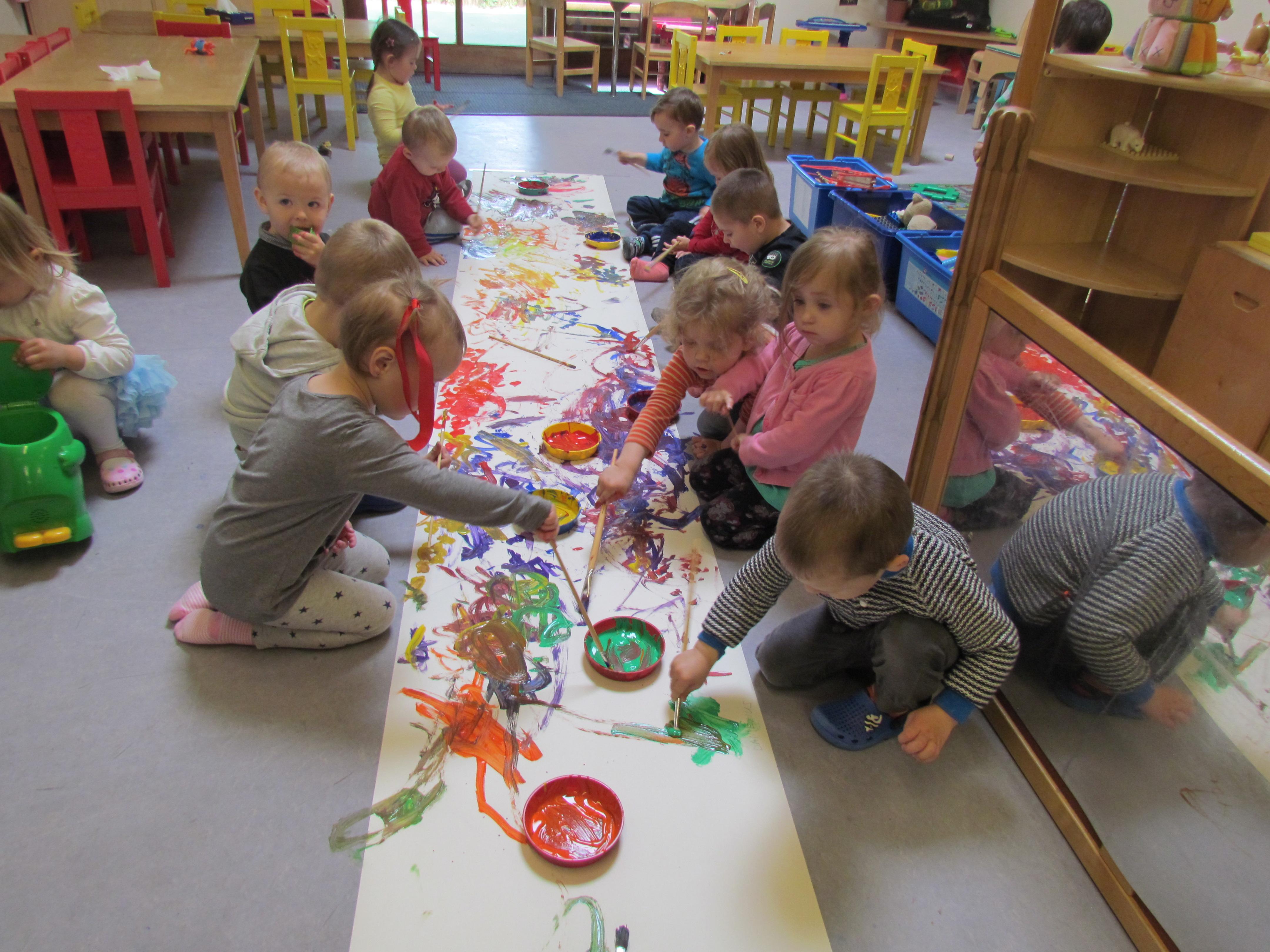 Activities Nursery Moksliukas