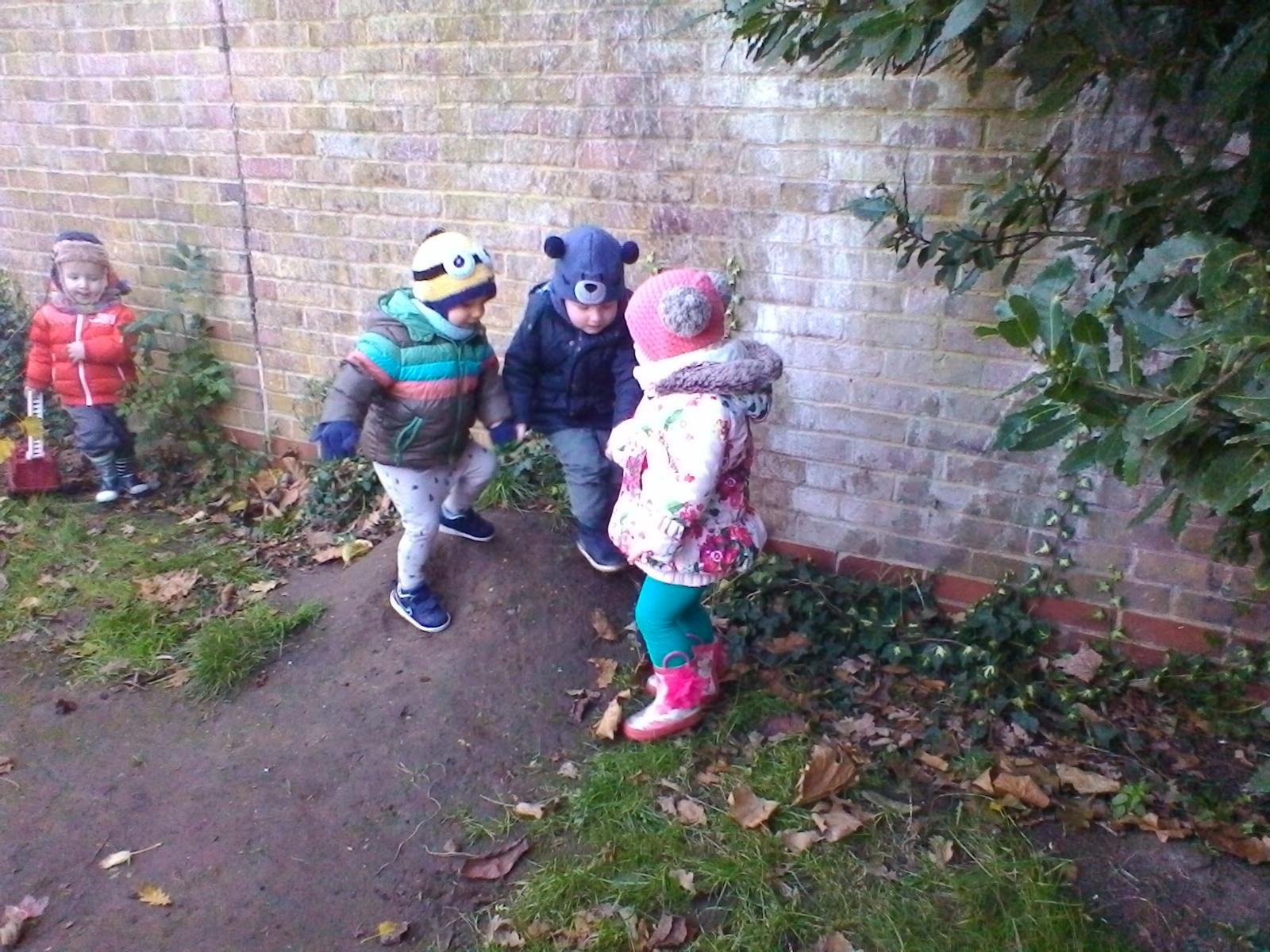Playground Nursery Moksliukas